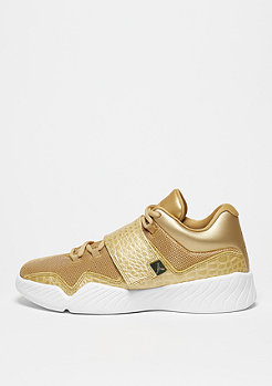 Basketballschuh J23 mtlc gold/mtlc gold/white