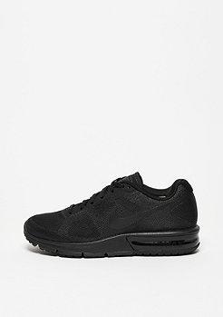 Schuh Wmns Air Max Sequent black/black/black