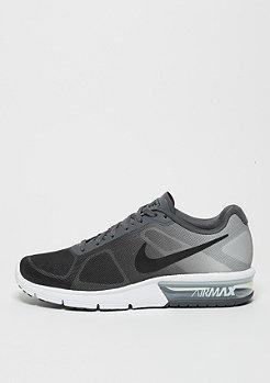 Air Max Sequent dark grey/black/pure platinum