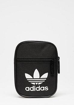 Umhängetasche Festival Bag Trefoil black
