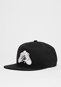 Snapback-Cap Superstar SST black