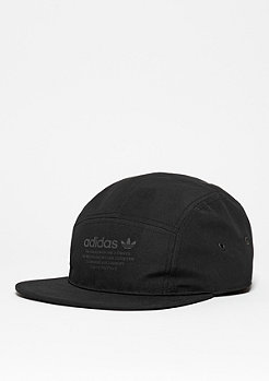 5-Panel-Cap NMD black