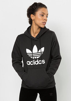 adidas Hooded-Sweatshirt Trefoil Logo black