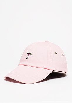 Shaken pink
