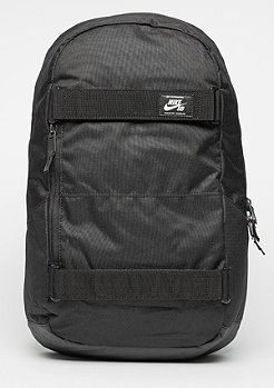 Rucksack Courthouse black/black/white