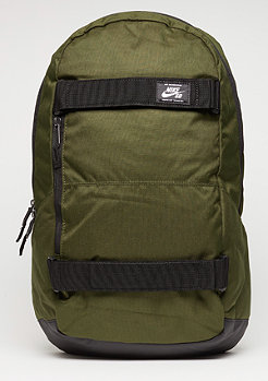 Rucksack Courthouse legion green/black/white