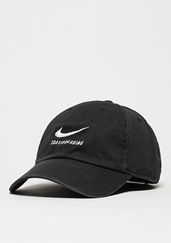 Baseball-Cap U NK H86 Twill black/black/white