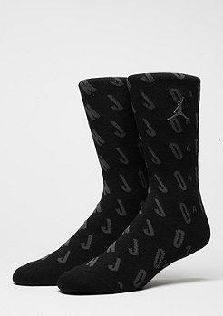 Socke AJ 6 black black/anthracite/anthracite