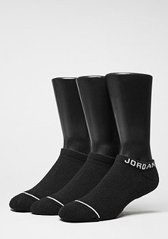JORDAN No-Show 3PPK black/black/black
