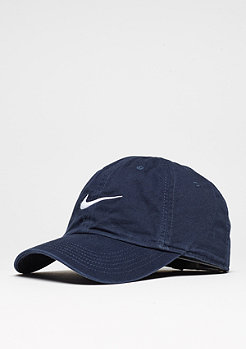 Baseball-Cap Y NK H86 (Youth) obsidian/white