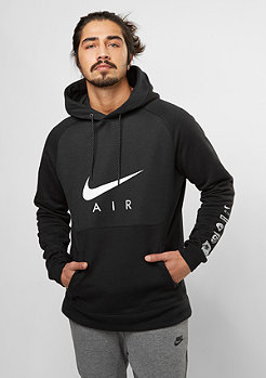 Hooded-Sweatshirt NSW PO BB AIR HYB black/black/white