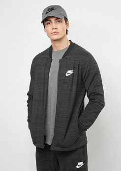 NIKE Trainingsjacke Snowy jet black