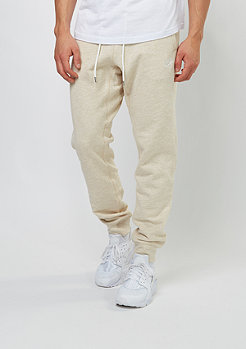 NIKE Trainingshose Legacy Jogger oatmeal heather/sail