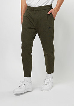 Trainingshose Techfleece Pant CRPD legion green/heather/black