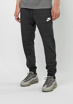 Trainingshose NSW AV15 Knit black/heather/white