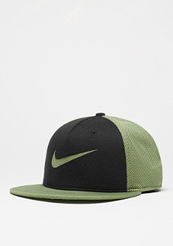 Snapback-Cap True Blue LBL SSNL black/palm green/palm green