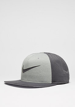 True Cap Blue LBL SSNL dark grey heather/ dark grey