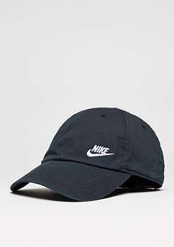 Baseball-Cap Twill H86 Blue black/white