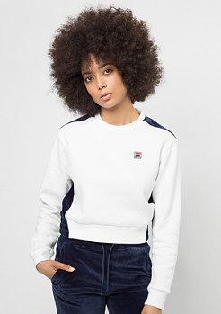 FILA Heritage Line Sweatshirt Felicity white