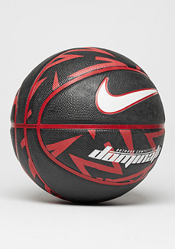 Basketball Dominate (Size 7) black/university red/white