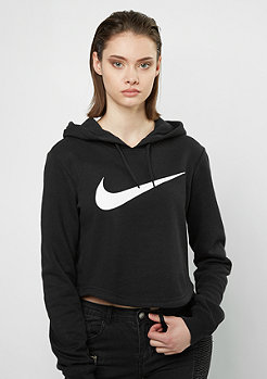 Hooded-Sweatshirt Sportswear black/black/white