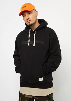 Hooded-Sweatshirt Hiber Black/Black