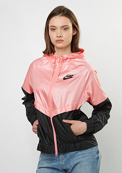 Windrunner Jacket bright melon/black/black