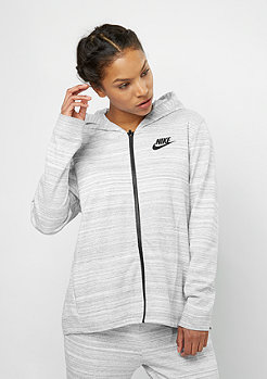 Trainingsjacke AV15 Knit white/black