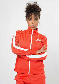 NIKE TRK Jacket PK max orange/white/white