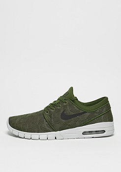 Stefan Janoski Max legion green/black/pure platinum