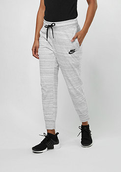 AV15 Pant Knit white/black