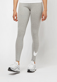 Legging Logo Club dk grey heather/white
