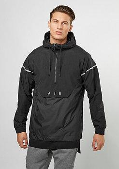 Jacket ANRJ WVN Air HYB black