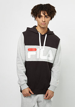Hooded-Sweatshirt Urban Line Edge light grey