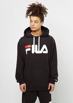 Hooded-Sweatshirt Urban Line Basic Classic Logo Kangaroo black