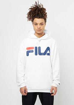 Hooded-Sweatshirt Urban Line Basic Classic Logo Kangaroo bright wht