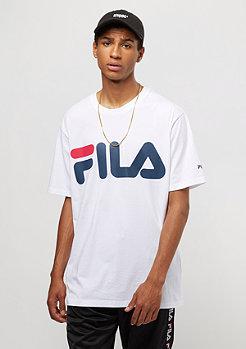 FILA Urban Line Basic Tee Classic Logo bright white