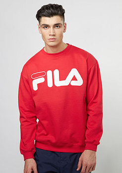 Sweatshirt Urban Line Basic Classic Logo true red