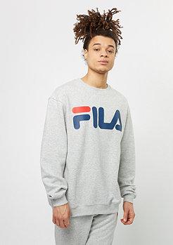 FILA Urban Line Basic Sweatshirt Classic Logo light grey