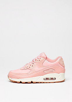 NIKE Schuh Air Max 90 Premium pearl pink/pearl pink/sail