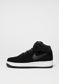 Basketballschuh Wmns Air Force 1 '07 Mid Seasonal black/black/white
