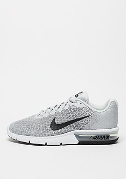 Laufschuh Air Max Sequent 2 pure platinum/black/cool grey