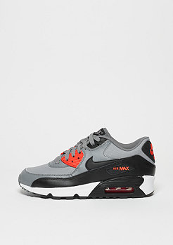 Schuh Air Max 90 Mesh (GS) cool grey/black/max orange