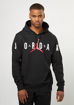 Hooded-Sweatshirt Jumpman Brushed Graphic PO 2 black