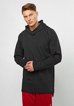 Hooded-Sweatshirt 23 Lux Reglan black/black