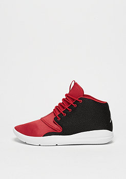 Basketballschuh Eclipse Chukka BG black/white/gym red/white