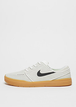 NIKE SB Skateschuh Stefan Janoski Hyperfeel summit white/black/gum light brown