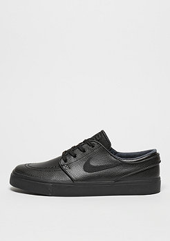 Skateschuh Air Zoom Stefan Janoski Leather black/black/black