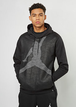 Hooded-Sweatshirt Jumpman Brushed Graphic PO 1 black/cool grey