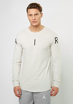 Longsleeve A.I.R. light bone/black